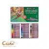 สีชอล์คน้ำมันSakura Expressionist 36สี