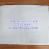 """ผ้าเช็ดตัวอย่างหนา สีขาว 12 ปอนด์ ขนาด 27""""x 54"""" Towel white color 12 lbs size 27'' * 54'' Code: TS-2754-1"""