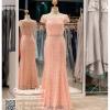 รหัส ชุดราตรียาว : PF023 ชุดราตรียาวสีชมพู มีเพรชประดับที่เอว เหมาะใส่เป็นชุดไปงานแต่งาน ชุดเดรสออกงานกลางคืน งานแต่งงาน งานกาล่าดินเนอร์ งานเลี้ยง งานพรอม งานรับกระบี่