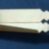แหนบหนีบขนมช่อม่วง Clamps Khanom Cheamewg. 016-CB อุปกรณ์ทำขนม