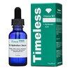 Timeless Vitamin B5 Hydration Serum With Hyaluronic Acid 30 ml. เซรั่มวิตามินบี 5 สกินแคร์ยี่ห้อยอดนิยมจากอเมริกา เน้นให้ความชุ่มชื่นกับผิว ลดการอักเสบ ให้ผิวยืดหยุ่นได้ดีขึ้น รักษาการอักเสฐของผิวที่ถูกแดดเผา หรือการแพ้ต่างๆ