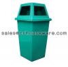 ถังขยะมีล้อเนื้อโพลีเอทธิลีน 70 ลิตร 001-TC70N Trash wheelie bins poly ethylene. 70 liter. 001-TC70N
