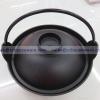 หม้อเสริฟพร้อมฝา 005-SK-186 Hot pot with lid. 005-SK-186Nabe Japanese shabu pot,Gang nồi shabu nabe Nhật Bản,បោះសក្តានុពលរបស់ជប៉ុន NABE សាប៊ូដែក,铸铁锅火锅涮日本