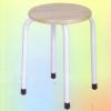 เก้าอี้แฟนซี กลม หน้าไม้ยางพารา 015-FC-006