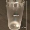 แก้วน้ำพลาสติกริมสระน้ำ Plastic Mug poolside. SAN-8501