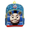 Thomas & Friends Boy's Backpack - Blue with Red and Yellow Trim