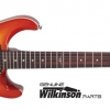 VINTAGE #Rock Series VRS150 VRS150HB Honeyburst