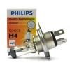 หลอดไฟ H4 standard (12V 60/55W) PHILLIPS