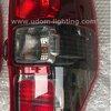 ไฟท้าย FORD Ranger ปี12 #แบบ4 WILDTRAK โคมดำ (แดง/ขาว/แดง)