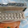 พิมพ์ขนมไข่แบบใช้แก๊ส -มี 2 แบบ มะเฟือง และมะไฟ 16 หลุม Khanom Khai mold use with gass 7 inch Burmese grape and Star Fruit mold. อุปกรณ์ทำขนม