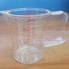 เหยือกตวงพลาสติก (นำเข้า) ความจุ 250 มล. Plastic measuring jug ( import ) 250 ml.Code: 022-SN4706