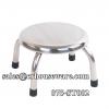 เก้าอี้หัวโล้นสแตนเลสแบบโล่งขาสั้น 075-ST-002
