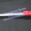 กระบวยสเตนเลส ไม่มีรู ด้ามแดง Code : 008-JP-FPS-2