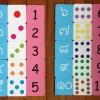 เกมจับคู่ชุดตัวเลขอารบิก เลขไทย จุด สำหรับเด็ก 3 ขวบขึ้นไป