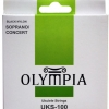 สายอูคูเลเล่ ยี่ห้อ Olympia UKS100