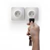 พวงกุญแจปลั๊กไฟ Unplug Key Ring