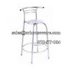 เก้าอี้บาร์พนักพิงสแตนเลส 075-ST-304