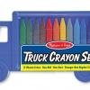 Melissa & Doug Truck Crayon Set 12 สี