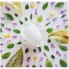 White Glass Cup แก้วน้ำ สีขาว