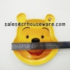 """จานหลุมหน้าหมีพูห์ 7.5 """" 017-P6082-7.5"""
