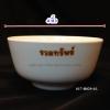 """ถ้วยแบ่ง/ถ้วยข้าวต้มเมลามีนทำโลโก้ 4 """" 017-B029-4L ถ้วยแบ่งเมลามีน, ถ้วยข้าวต้ม , ถ้วยแบ่ง 4 นิ้ว ,ชามเมลามีนเล็ก"""