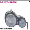 เสื้อไฟหน้า BENZ W210 ปี95-97