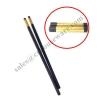 ตะเกียบเมลามีนลายอัลลอยสีทอง Melamine chopsticks striped light alloy gold. 006-TF-CS-A1