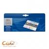 ชุดสีน้ำWinsor Cotman Blue box half,12สี