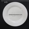 Round Plate -จานกลมตื้น เกรด A 8 นิ้ว รหัสสินค้า 017-22B