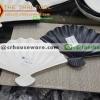 จานรูปพัด 12 นิ้ว 017-P3203-12