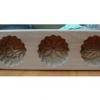พิมพ์ขนมไหว้พระจันไม้ วงเล็ก 016-KP-W3 Mooncake Mold wood.016-KP-W3