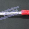 กระบวยสเตนเลส มีรู ด้ามแดง Code : 008-JP-FPP-2