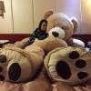 ตุ๊กตาหมีตัวใหญ่
