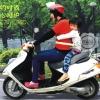 สายรัดนิรภัยป้องกันเด็กตกจากรถมอเตอร์ไซค์