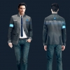 เสื้อสูท RK800 Connor Detroit Become Human