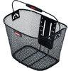 Rixen & Kaul KLICKfix Uni Handlebar Bike Basket black