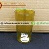 แก้วน้ำพลาสติกสีชา TUMBLERS 05 oz. 008-PTP-05AM