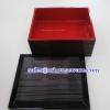 กล่องใส่ข้าวกล่องมีฝา พลาสติก ABS 005-TW-JP-B111