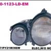 เสื้อไฟหน้า BENZ W210 ปี98-01