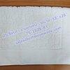"""ผ้าเช็ดเท้าลายหยดน้ำ สีขาว (หนา 8 ปอนด์) ขนาด 18""""x 28"""" Bath mat white color 8 lbs size 18'' * 28'' Code :TS-1828-83"""