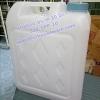 แกลลอนขาวเหลี่ยม ขนาด 10 ลิตร เกรดA รหัสสินค้า 020-SPP-10 White gallon plastic Square shape 10 liters Grade A Code : 020-SPP-10