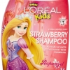 L'Oreal Kids Disney Princess Extra Gentle 2-in-1 Shampoo, Royal Strawberry, 9 Fluid Ounce