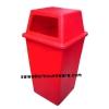 ถังขยะโพลีเอทธิลีน 50 ลิตร 001-TC50N Trash poly ethylene. 50 liter. 001-TC50N