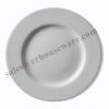 MAXADURA ROUND FLATE PLATTER Code : M 9376, ROUND FLATE PLATE Code : M 9377, M 9379, M 9381,จานพอร์ซิเลนเนื้อMaxadura เสริฟอาหาร