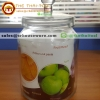 โหลแก้ว พร้อมฝาปิด ขนาด 3 ลิตร 005-US-CY-3011,โหลแก้ว,ขวดโหล,โหลใส่ขนม,โหลใส่คุกกี้