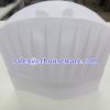 หมวกกุ๊กกระดาษ, 044-KK-C,Chef_hat,European_cook_hat