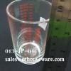 แก้วตวงขนาด 4 ออนซ์ 120 มล. รหัส : 013-JP04 Measuring cup 4 Oz. 120 ml. Code : 013-JP04