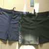 กางเกงว่ายน้ำไซส์ 4xl คละลาย เอวยืด มีเชือกผูก เอวใส่ได้ตั้งแต่32-38 สะโพก 38-44 ยาว 13 นิ้วค่ะ