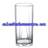 แก้วน้ำใสทรงหลายเหลี่ยม-ขนาด 13 ออนซ์ Pyramid Long Drink 011- B02313