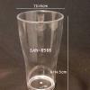 แก้วน้ำพลาสติกริมสระน้ำ Glass plastic poolsid.(Conical tumbler) SAN-8588